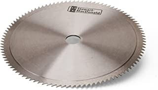 StewMac Fret Slotting Table Saw Blade, 6-Inch 100-Tooth, Cuts .023