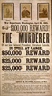 Best john wilkes booth wanted poster Reviews