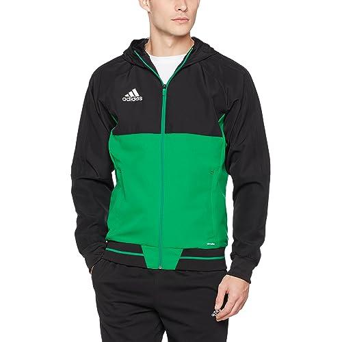 c0b280634594a adidas Tiro 17 Presentation Jacket Chaqueta