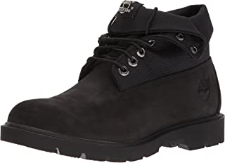 Best mens timberland black roll top boots Reviews