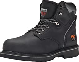"6"" Pit Boss Steel Toe"