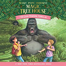 Good Morning, Gorillas: Magic Tree House, Book 26