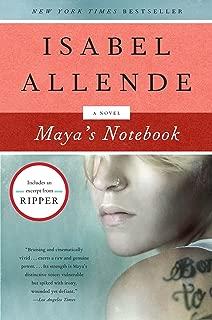 allende maya's notebook
