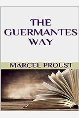 The Guermantes way Kindle Edition
