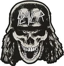 Slayer Men's Wehrmacht Woven Patch Black