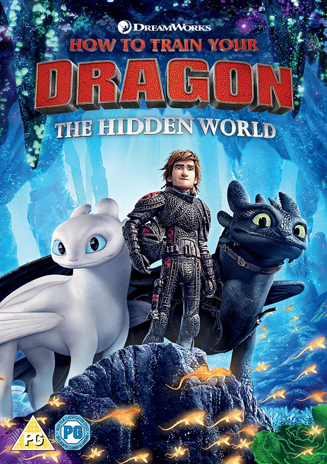 How to Train Your Dragon - The Hidden World (6K Ultra HD [6] [Region  Free]