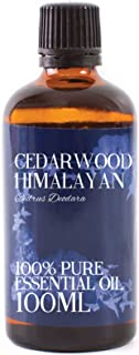 Mystic Moments | Cedarwood Himalayan Essential Oil - 100ml - 100% Pure