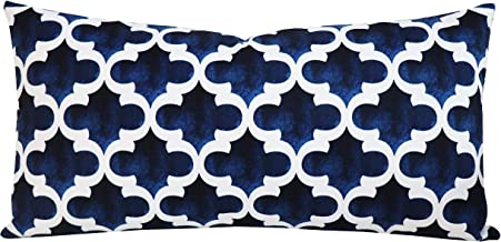 SLOW COW Rectangular Velvet Gradient Decorative Throw Pillow Cover Ombre Print Lumbar Cushion Cover for Couch Sofa 12 x 24...