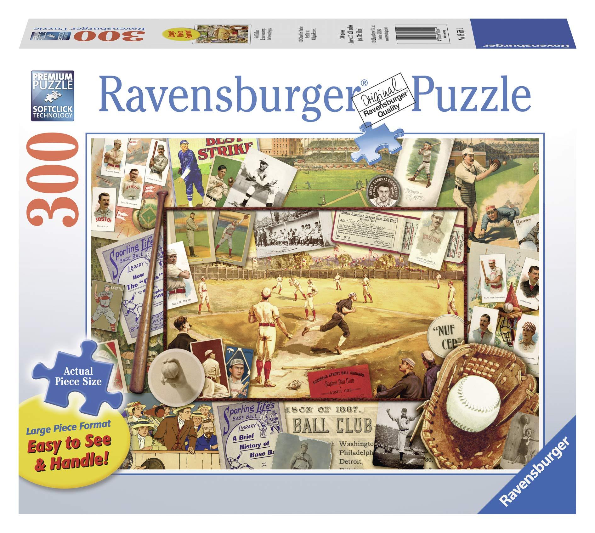 ravensburger 300 piece large format puzzles