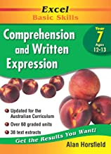 Excel Basic Skills Workbook: Comprehension and Written Expression Year 7