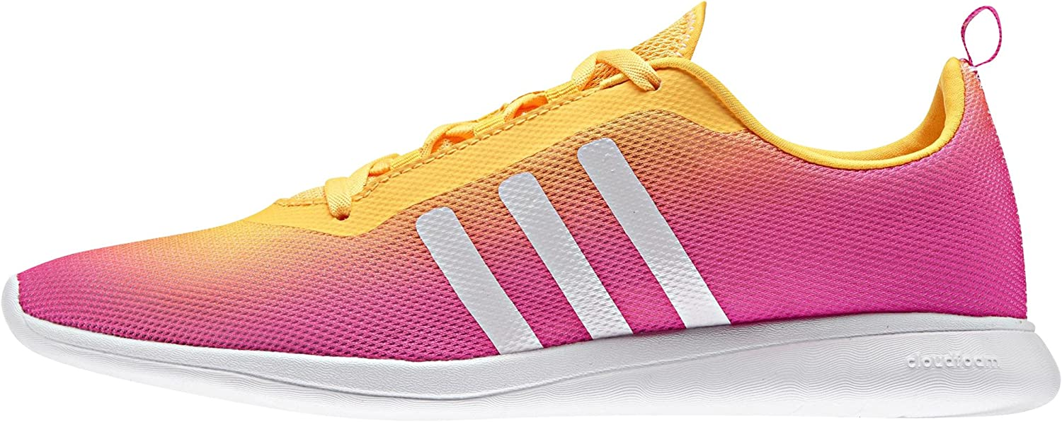 Adidas Neo Cloudfoam Pure Womens Running Sneakers shoes