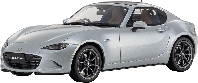 Kyosho KY18025S 1 18 Mazda Roadster-Silber-Resin Collection B07989JXFW Erschwinglich    Ausgewählte Materialien