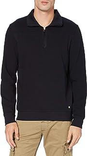 Pierre Cardin Men's Sweat-Shirt Structure Sweatshirt