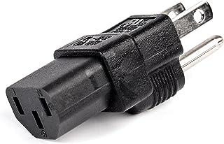 D'Addario Accessories IEC to NEMA Plug Adapter (North America)