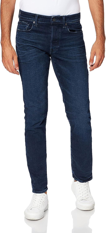 G-STAR RAW 3301 Slim Jeans Vaqueros (Pack de 2) para Hombre
