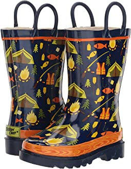 Western Chief Kids - Limited Edition Summer Camp Rain Boot (Toddler/Little Kid)