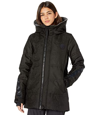 Burton Larosa Puffy Jacket (True Black) Women