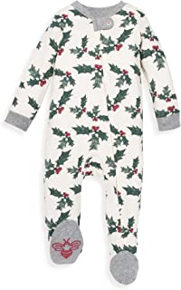 newborn christmas pajamas boy
