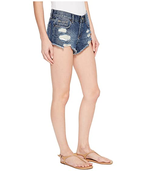 Release Dates For Sale Amuse Society On the Run Denim Shorts Ink Buy Cheap 2018 Unisex E0X4c