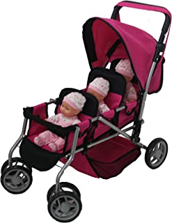 Best triplet baby doll stroller Reviews