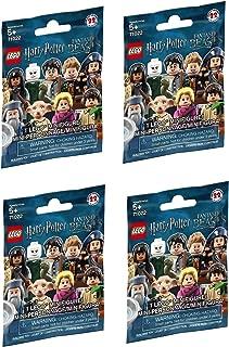 LEGO Harry Potter Fantastic Beasts Minifigure Series - Random Pack of 4 (71022)