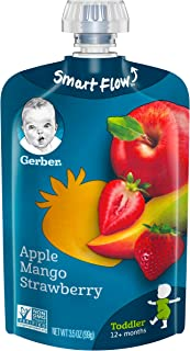 Gerber Purees Toddler Pouch