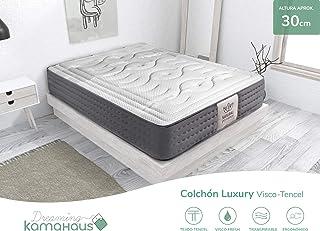 Colchón Luxury Visco-Tencel   105x190   Altura: ±30cm