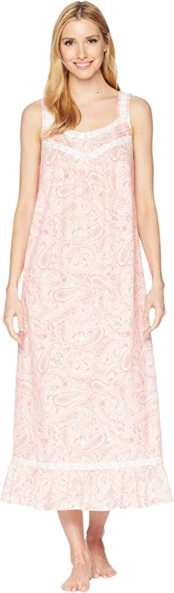 Carole Hochman Soft Jersey Sleeveless Long Gown