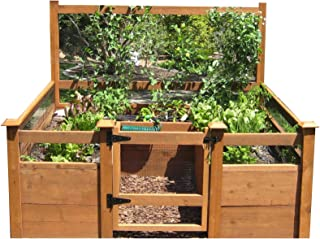 Just Add Lumber Vegetable Garden Kit - 8'x8' Deluxe