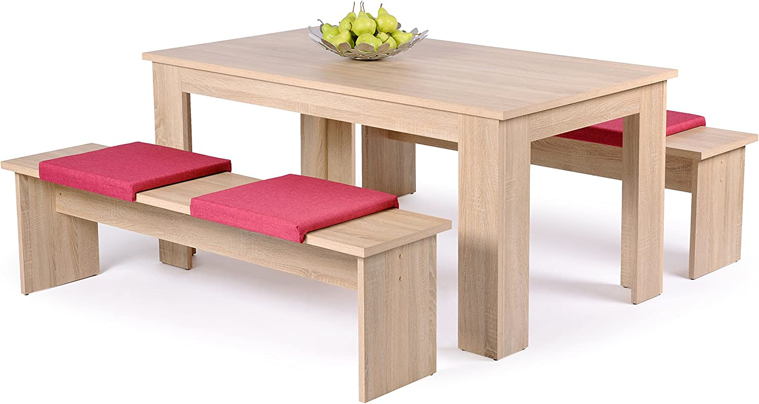 Dining Table And Chair Set/Table & Chairs Dining Group 9/Rough ...