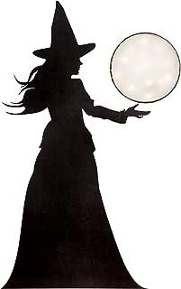 Martha Stewart Vinyl Witch Window Décor