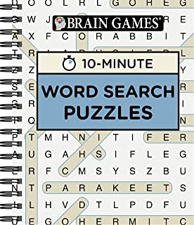 Brain Games - 10 Minute: Word Search Puzzles