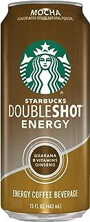 Starbucks Doubleshot Energy, Mocha, 15 oz