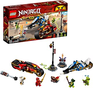 LEGO Ninjago Legacy Building kit, Multi-Colour, 70667