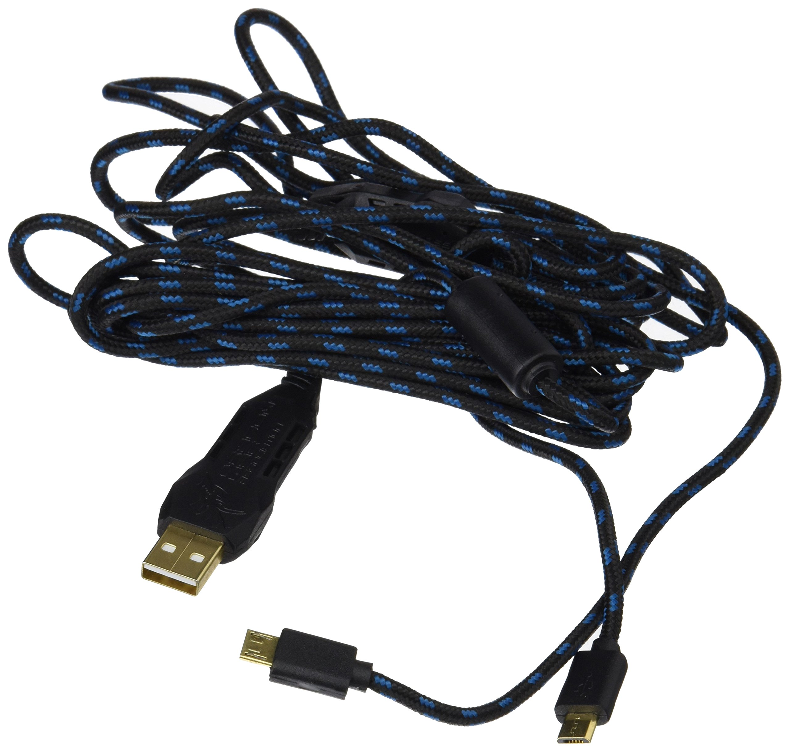 Freaks And Geeks - Cable De Recarga, Mando Doble De 4 M con Micro ...