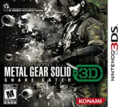 Best metal gear solid snake eater nintendo 3ds Reviews
