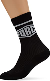 NIKE, U Snkr Sox Force Crew Calcetines Unisex adulto