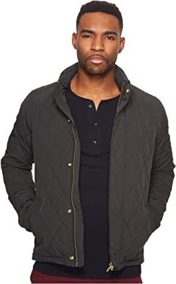 Scotch & Soda - Classic Lightweight Padded Jacket with Diamond Quilting