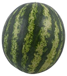 Melon Watermelon Baby Seedless Conventional, 1 Each