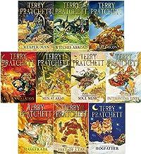 Terry pratchett Discworld novels Series 3 and 4 :10 books collection set