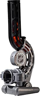 Franklin Sports Automatic One-Timer Hockey Passer - NHL Approved - Includes Four Street Hockey Balls