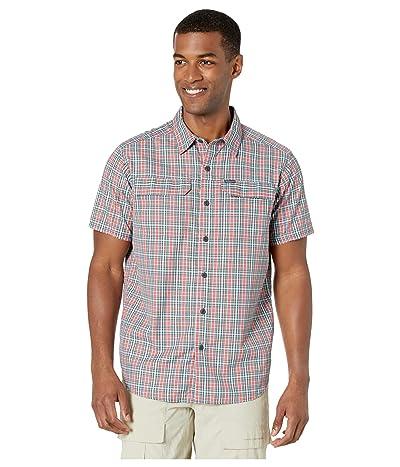 Columbia Silver Ridgetm 2.0 Multi Plaid Short Sleeve Shirt (Mountain Gingham) Men