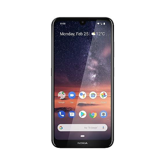 Nokia 3.2 (Black, 3GB RAM, 32GB Storage)