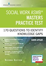 Social Work ASWB Masters Practice Test: 170 Questions to Identify Knowledge Gaps (Book + Digital Access) PDF