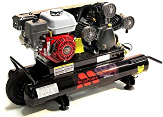 NEW! 6.5 HP Honda Engine, Portable Air Compressor, Single Outlet with Regulator!