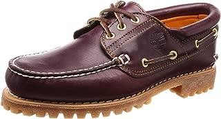 Timberland 添柏岚 男 登山鞋 3 Eye Classic Lug 褐色(国内现货) 41.5 (US 8)