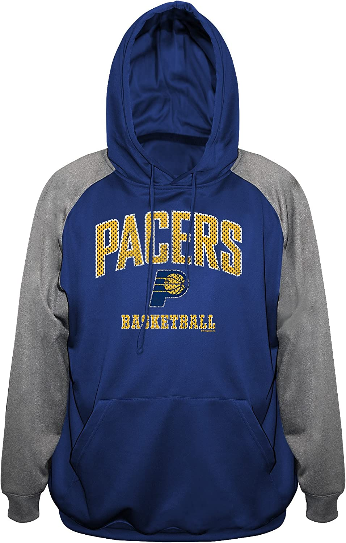 NBA B/&T Poly Fleece Hood