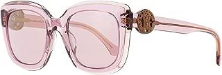 Sunglasses Roberto Cavalli RC 1069 Grosseto 72U Shiny Pink / Bordeaux Mirror