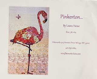 Fiberworks LHFWPINK Pinkerton Flamingo Pattern, Finishes 38