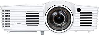 comprar comparacion OPTOMA TECHNOLOGY GT1080e - Proyector Gaming Home Cinema Full HD 1080p, 3000 lúmenes, formato : 16:9
